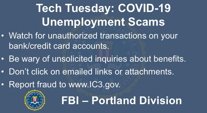 Cottage Grove Sentinel Building A Digital Defense Against Covid 19 Unemployment Benefit Fraud